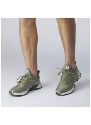 Salomon Salomon Yeşil Koşu Ayakkabısı Yeşil